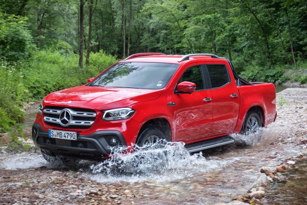 Picape Mercedes-Benz sairá de linha sem nunca ter aportado por aqui