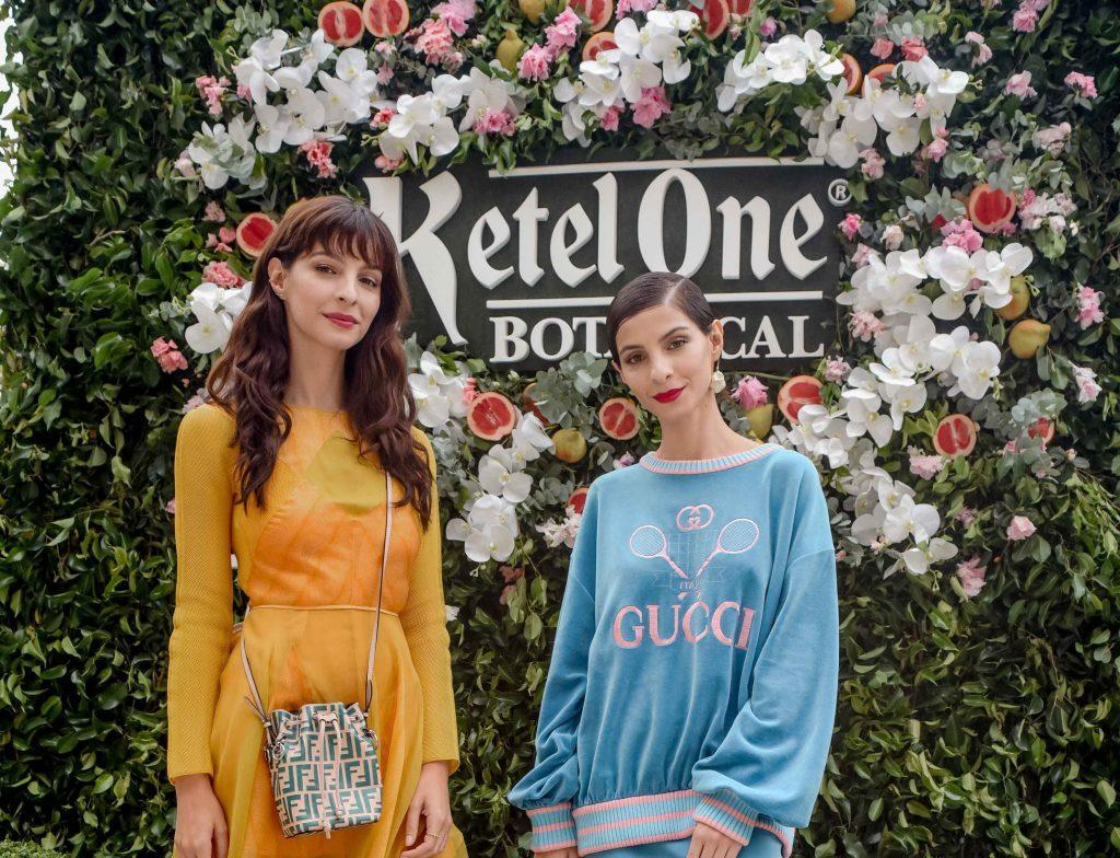 Lançamento da Ketel One Botanical agita o Palácio Tangará