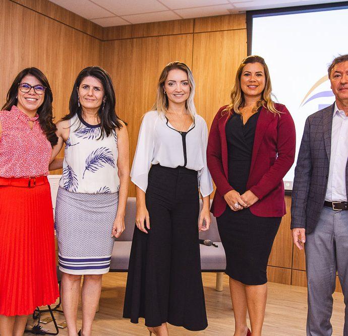 Milena Teles, Zeina Lafit, Vivian Sesto, Mariuchi Uzeda E Mauricio Filizola