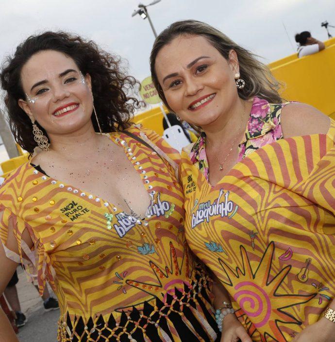 Monique Cavalcante E Marcia Freire