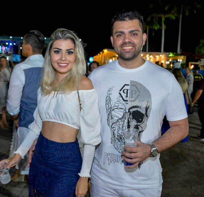 Morgana Tavares E Emerson Falcão