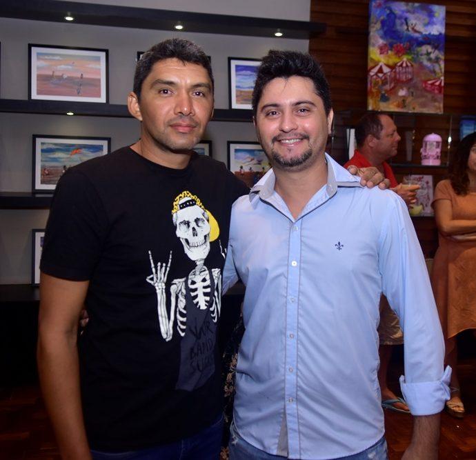 Natanael Gomes, Wanger Santos