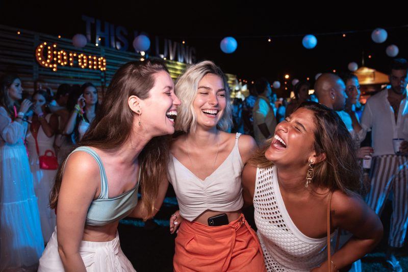 NORONHA 2020 - Celebridades recebem chegada de 2020 no Réveillon de Noronha