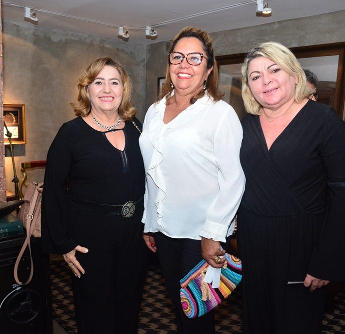 Neucy Moraes, Zoraide Braga E Darlete Martin