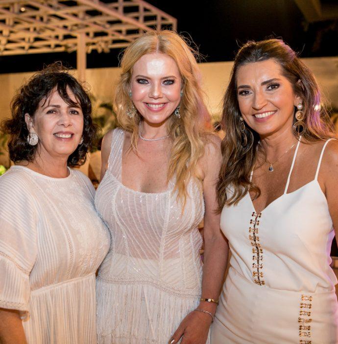Neuma Figueiredo, Branca Mourão E Marcia Travessoni