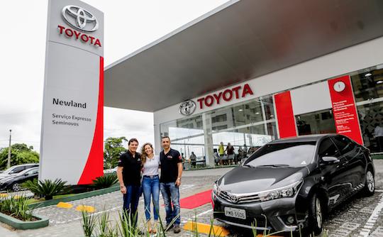 Grupo Newland espera crescer de 8% a 10% no mercado automotivo