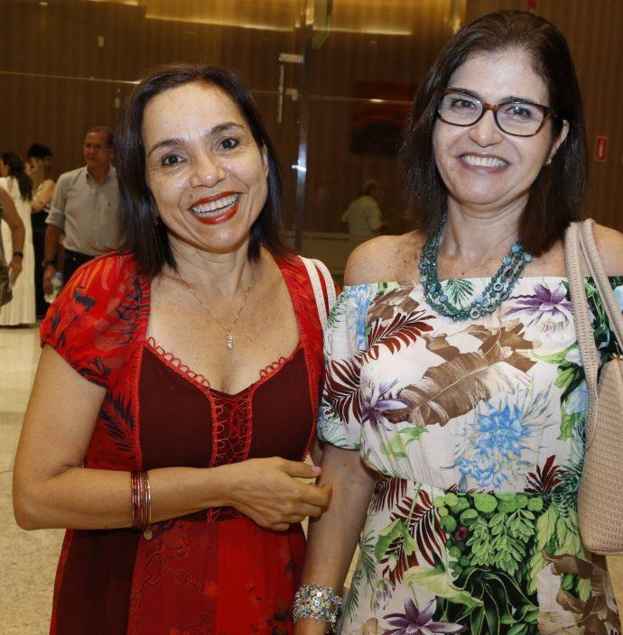 Norma Souza E Monica Meireles