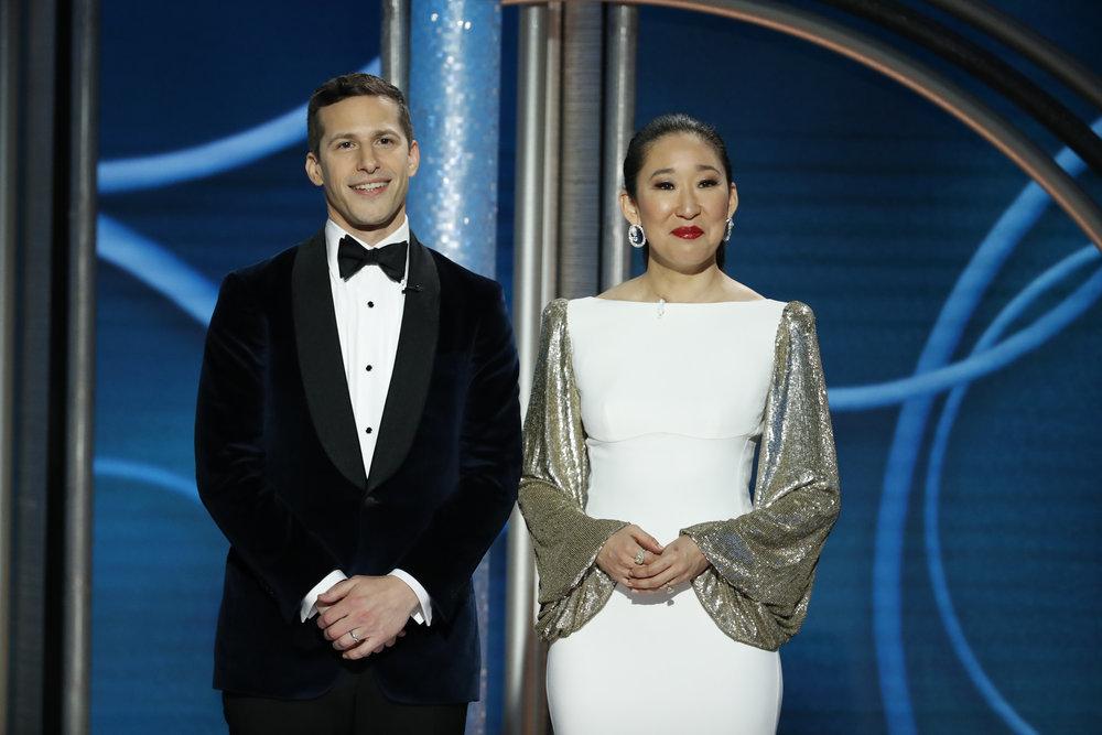 Noite de puro brilho marca a 77ª edição do Globo de Ouro em Los Angeles