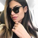 Oculos Espelhado De Sol Feminino Estiloso Vero 2020 Barato D Nq Np 705324 Mlb27947043435 082018 F