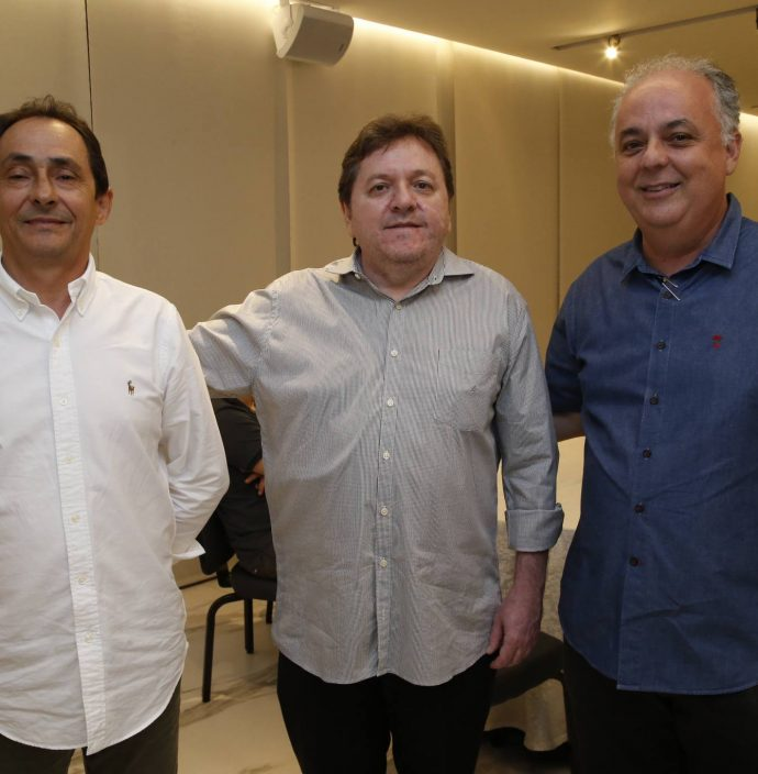 Ozair Gomes, Adalberto Albuquerque E Jose Augusto