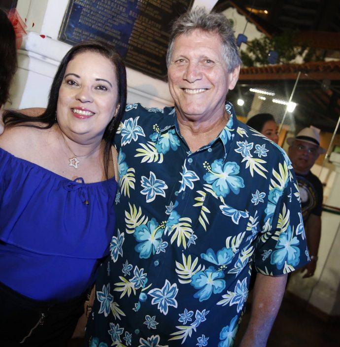 Ozita E Henrique Silva