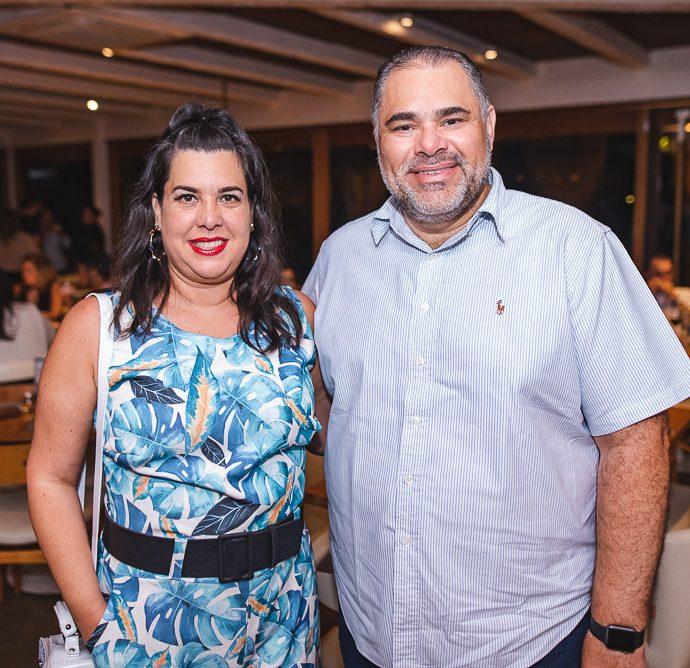Patrícia e Edson Ferreira