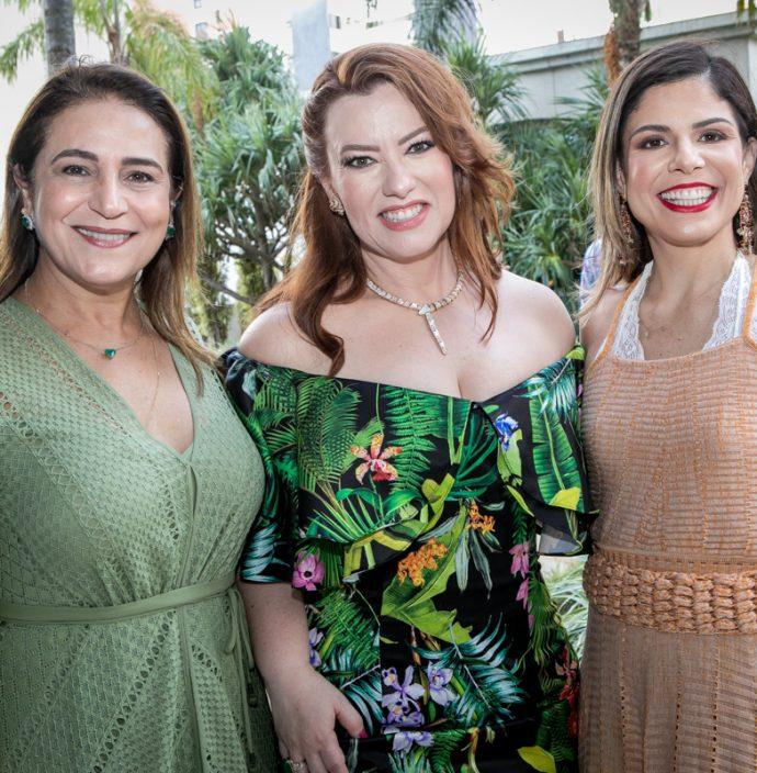 Patricia Macedo, Aline Barroso E Carol Bezerra
