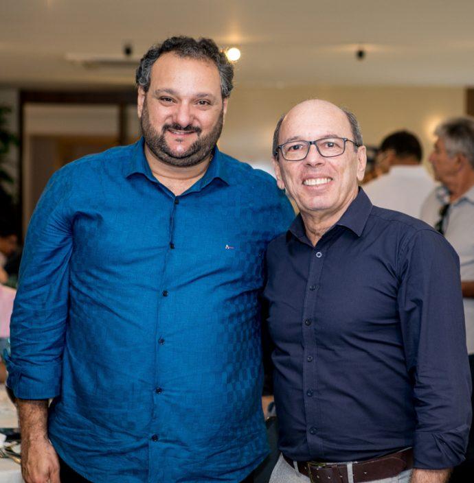 Patriolino Dias E Andre Montenegro
