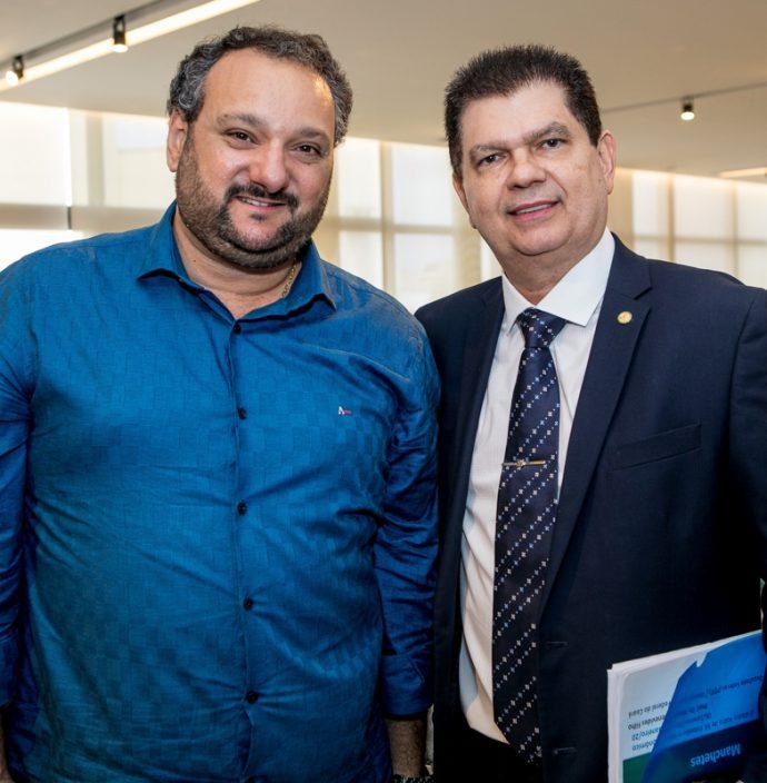 Patriolino Dias E Mauro Benevides Filho