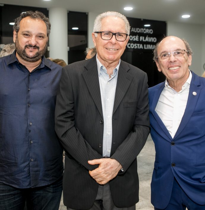 Patriolino Dias, Gen Lima Verde e Andre Montenegro