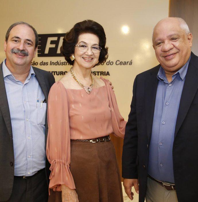 Paulo Andre Holanda, Alcilea Freire E Pedro Alfredo