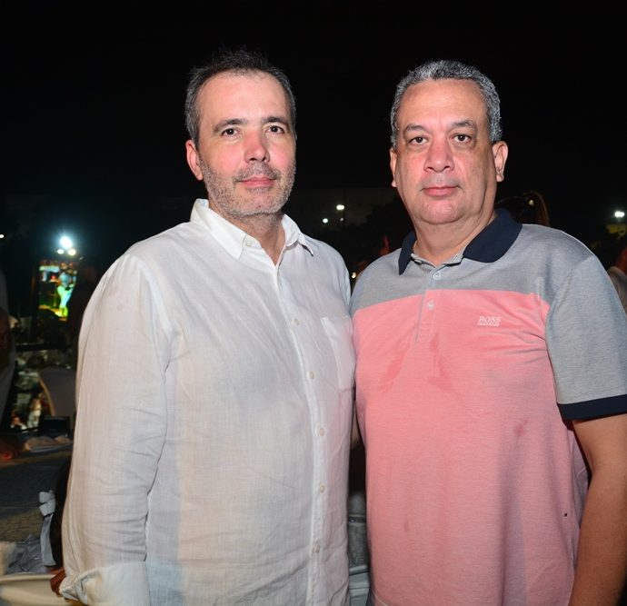 Paulo Gonçalves, Marcelo Vieira
