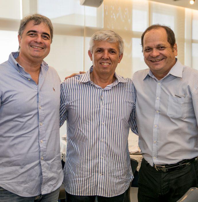 Paulo Jathay, Marcelo Correia Lima E Fernando Ximenes