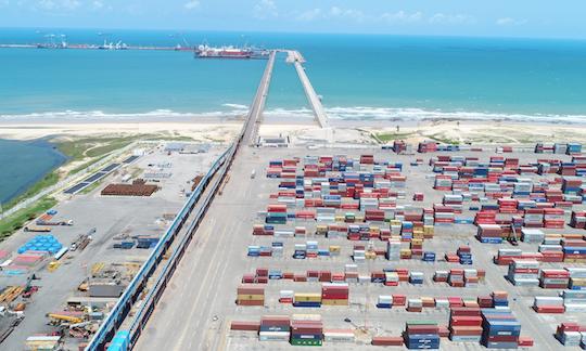 Ceará se consolida como principal porta de entrada e saída do Brasil
