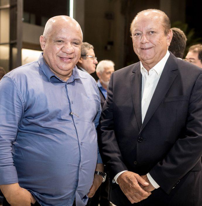 Pedro Alfredo e Rafael Leal