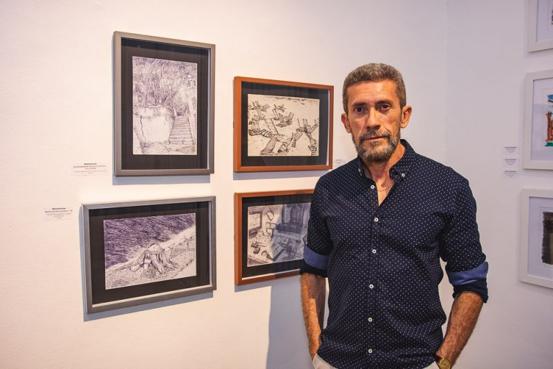 """ARTE IN Foco - Com curadoria de Andréa Dall'Olio, MAUC abre exposição """"Interseção – Arte, Arquitetura, UFC"""""""