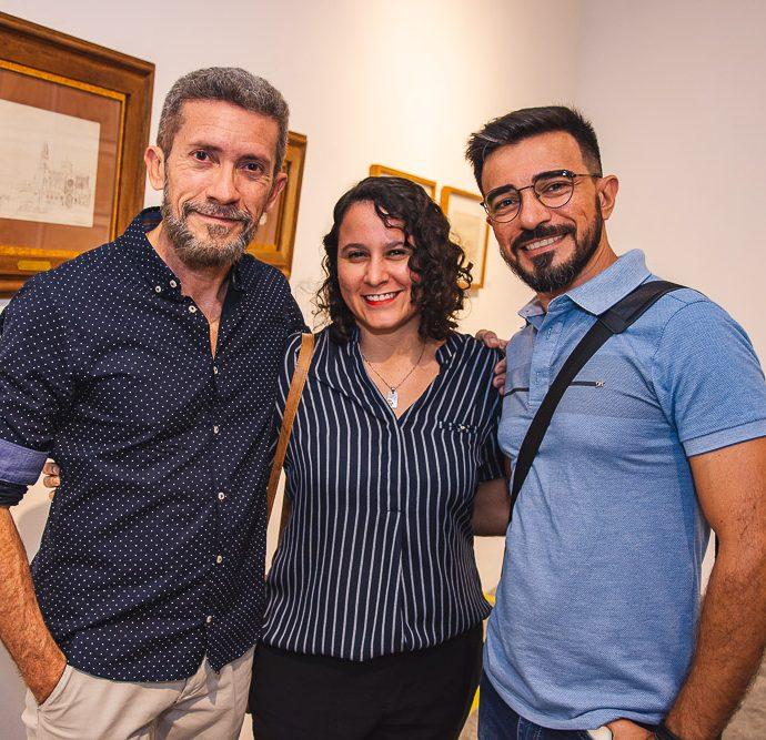 Pedro Boaventura, Susane Dias E Erivelton Lourenço