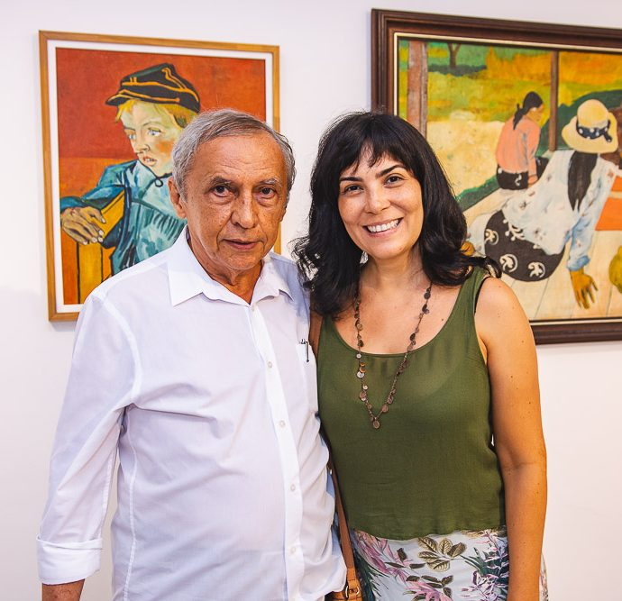 Pedro Eymar E Carolyna Cabral