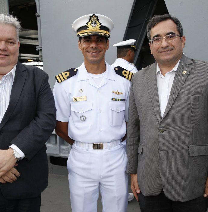 Pedro Jorge, Alexandre Silva E Jardson Cruz