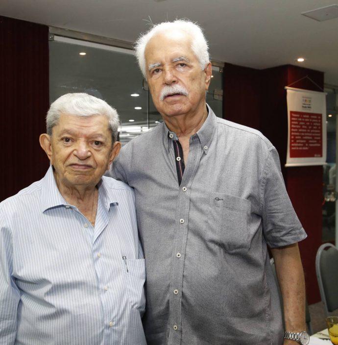 Pedro Sisnando E Antonio De Albuquerque