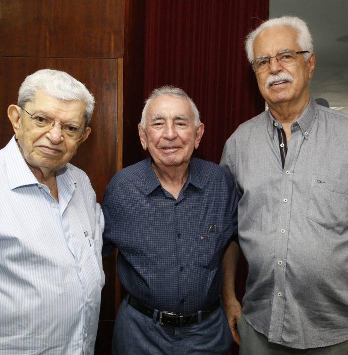 Pedro Sisnando, Walter Belchior E Antonio De Albuquerque