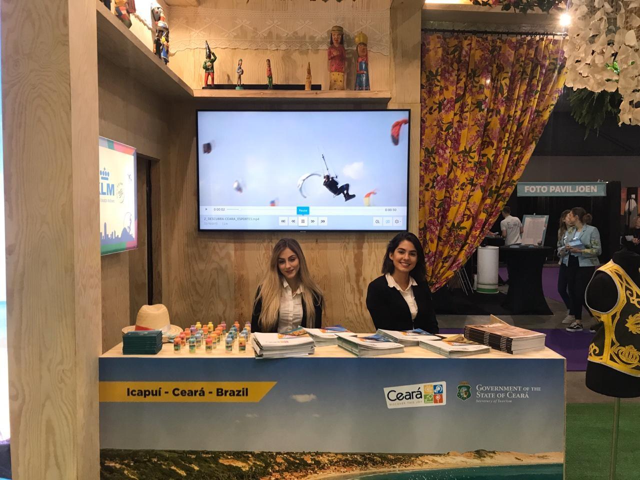 Ceará pode alcançar 500 mil turistas estrangeiros, revela Arialdo Pinho