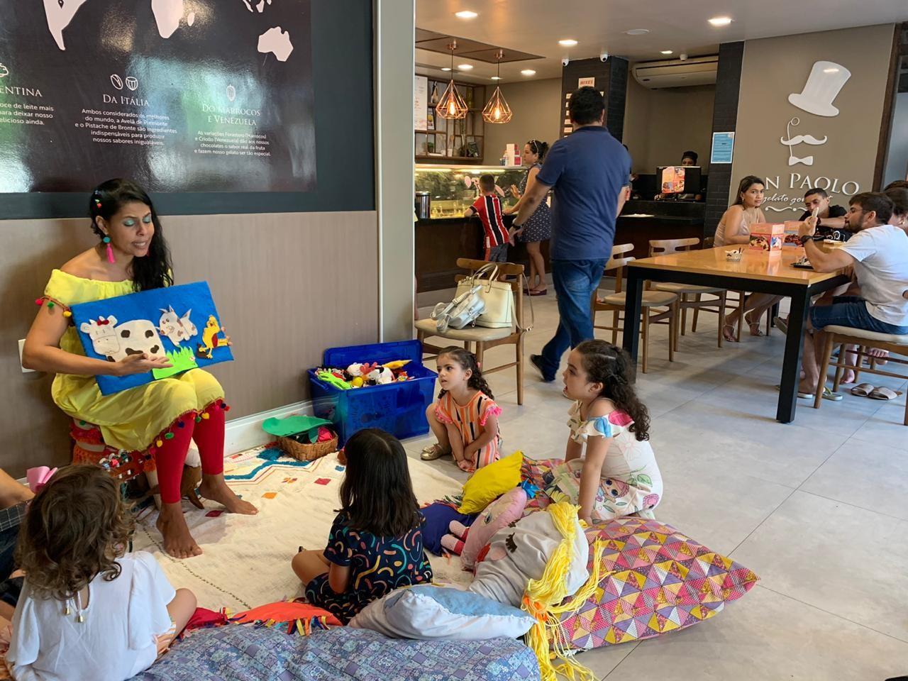 San Paolo acerta o alvo e faz sucesso com o público infantil