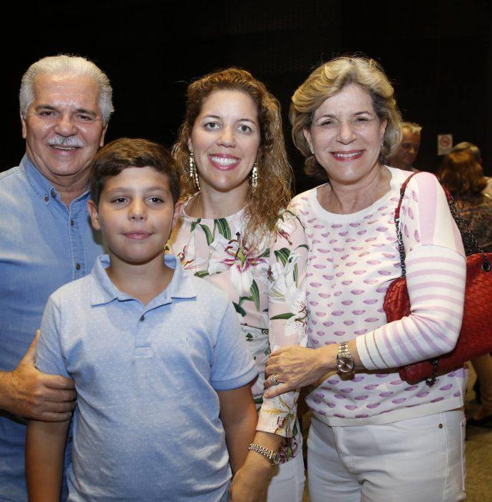 Pio Rodrigues, Marco Antonio, Ticiana Queiroz E Stella Rolim
