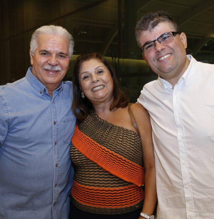 Pio Rodrigues, Silvia E Diego Braga