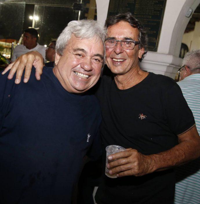Pirolho Pereira E Carmelo Arruda
