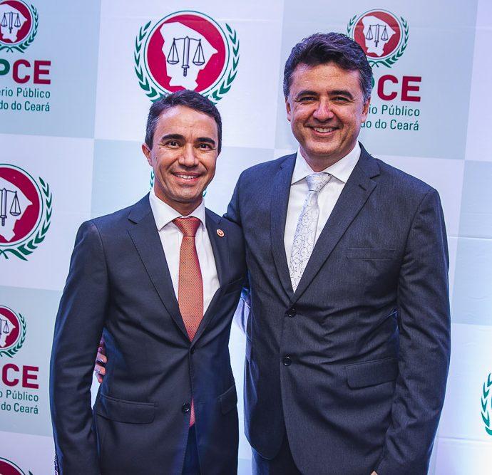 Placido Rios e Manuel Pinheiro