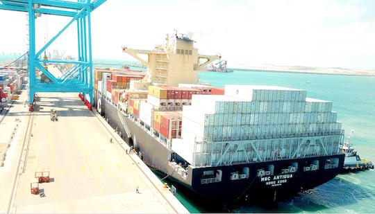 Porto do Pecém movimentou 18,1 milhões de toneladas em 2019