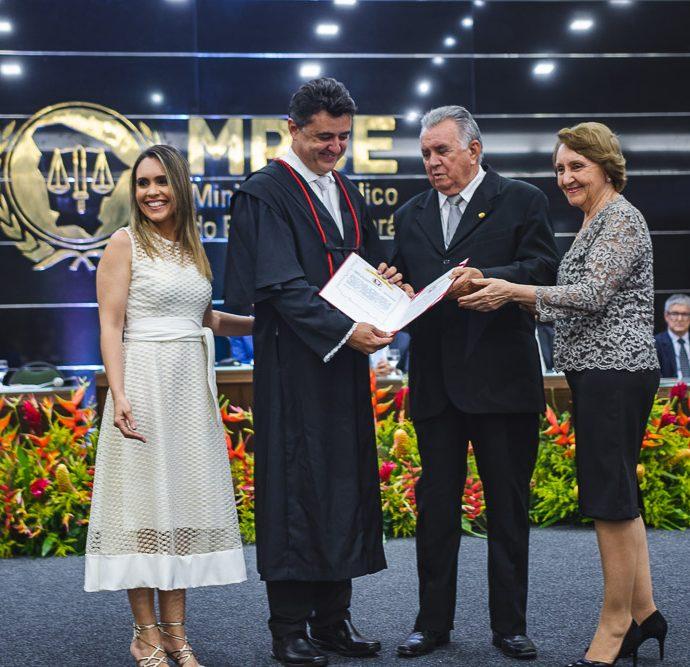 Posse De Manuel Pinheiro