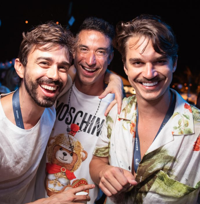 Rafael Lobo, Bruno Gomes E Victor Carvalheira Foto Lara Valença