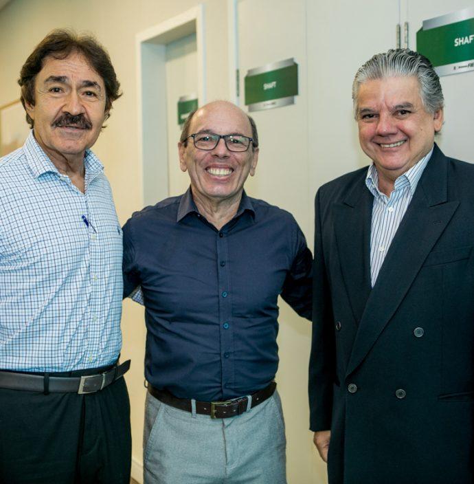 Raimundo Gomes De Matos, Andre Montenegro E Chico Esteves