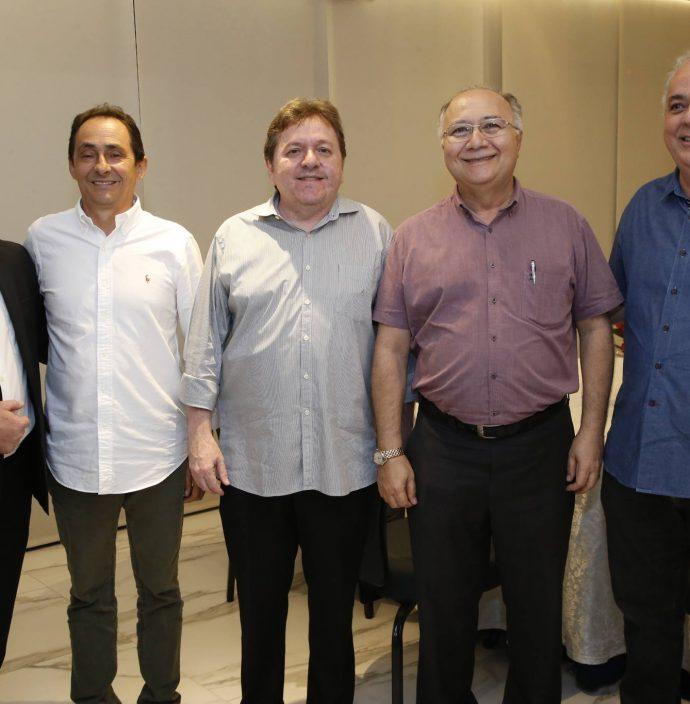 Ranieri Medeiros, Ozair Gomes, Adalberto Albuquerque, Delano Gadelha E Jose Augusto