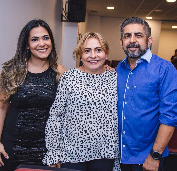 Raquel Freire, Savia Freire E Naugusto Freire