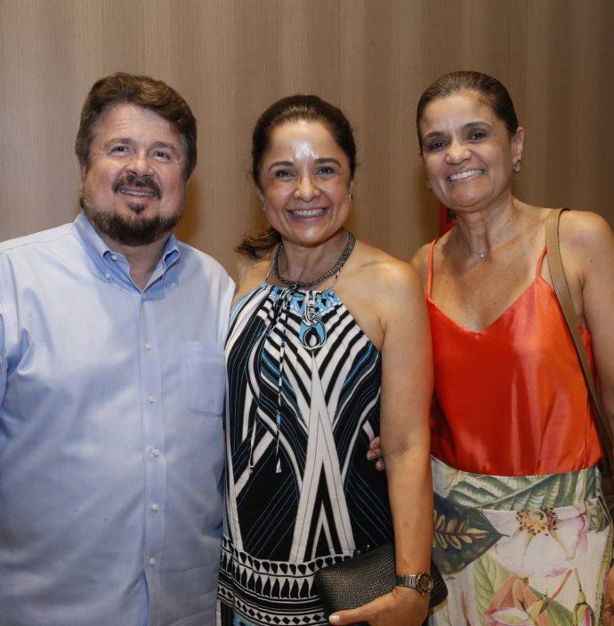 Raul E Marta Serrano E Fernanda Sampaio
