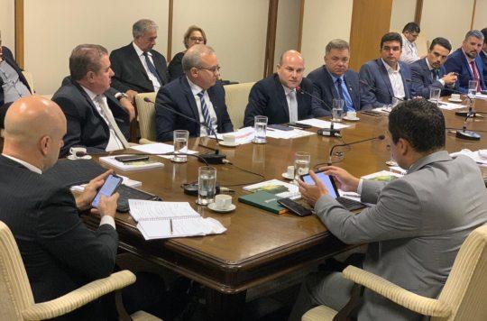 Roberto Cláudio cumpre agenda intensa em Brasília