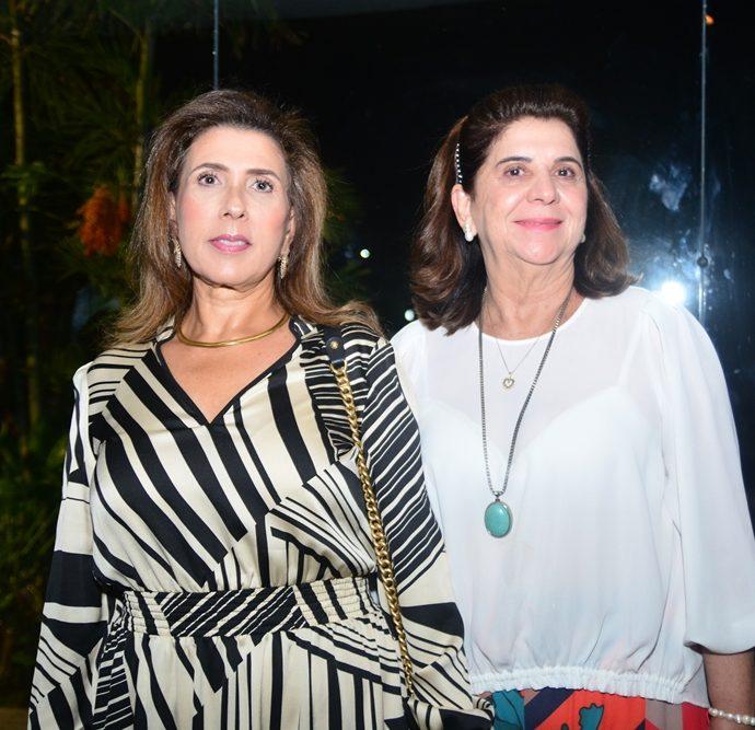 Regina Dias Branco E Lenice Figueiredo
