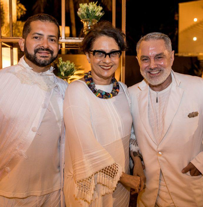 Regis Vieira, Ines E Lino Vilaventura