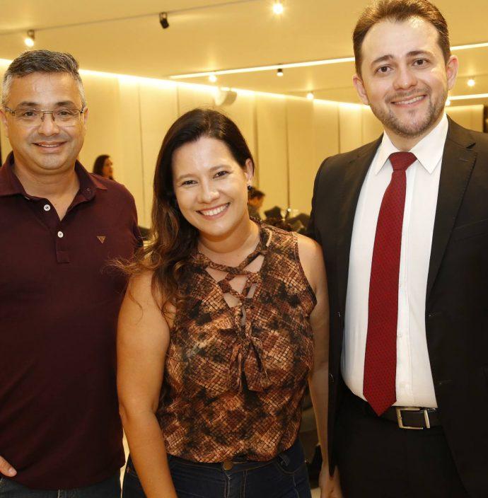 Reinaldo, Bibi Freire E Romulo Marcel