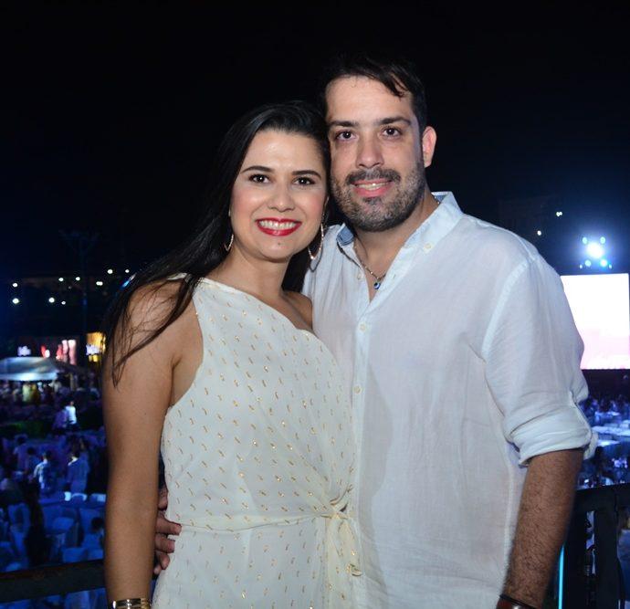 Renata Santos e João Paulo