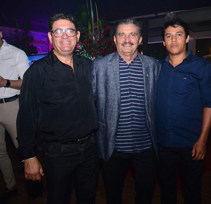 Renato Lins, Zier Ferrer E Samuel
